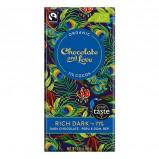 Chocolate and Love Rich dark 71% Ø (80 g)