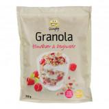 EASIS Granola Hindbær og Boghvede (350g)