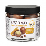 EASIS Hasselnød med mørk orangechokolade (80 g)
