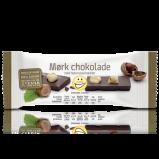 EASIS Mørk Chokoladebar m . Nødder (24 g)