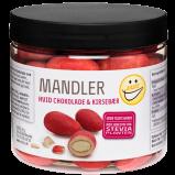 EASIS Mandel Med Hvid Chokolade Og Kirsebær (80 g)