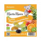 Frugtvingummi Exotisk Ø (100 gr)