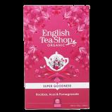 English Tea Shop Rooibos, Acai & Pomegranate Ø (20 breve)