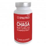 Epinutrics Chaga Naturlig Svampekstrakt (60 kaps)