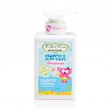 Jack n' Jill Sweetness Shampoo & Bodywash (300 ml)
