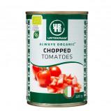 Urtekram Hakkede Tomater På Dåse Ø (400 g)