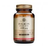 Solgar Folinsyre (Folacin) 400 mcg (250 tabletter)