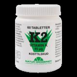 Natur Drogeriet K2-Vitamin 45 Ug (60 tabletter)