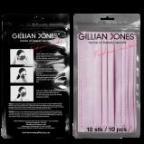 Gillian Jones Fashion Mundbind Lyserød (10 stk)