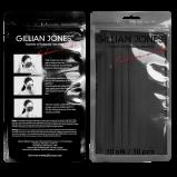 Gillian Jones Fashion Mundbind Sort (10 stk)
