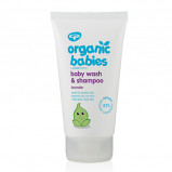 GreenPeople Organic Babies Baby Wash and Shampoo Lavender (150 ml)