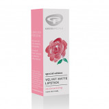 GreenPeople Velvet Matte Lipstick Damask Rose (1 stk)