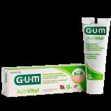 GUM Tandpasta Activital Flour Q10 (75 ml)