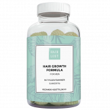 HairLust Hair Gummies Men (90 stk)