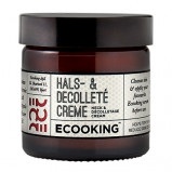 Ecooking Hals og Decollete Creme (50 ml)