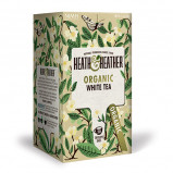 Heath & Heather Organic White Tea (20 breve)