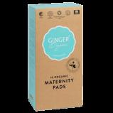 Ginger Organic Efterfødselsbind Ø (10 stk)