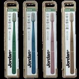 Jordan Green Clean Tandbørste Medium (1 stk)