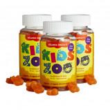 3 x Kids Zoo Vegansk Omega 3 (60 gummies)