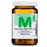 Magnesia DAK 500mg (100 stk.)