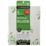 Maistic Altmuligklude m. Print u. Microfiberplast (5 stk)