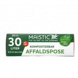 Maistic Komposterbare Affaldsposer 30L (10 stk)