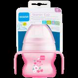 MAM Starter Cup Pink (1 stk)