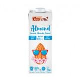 Ecomil Mandeldrik Ø m. calcium (1 liter)