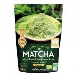 Matcha Grøn Te Pulver Ø (50 gr)