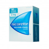 Nicorette Microtab Classic 2 mg (90 stk)