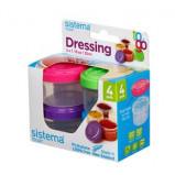 Sistema Minibox Dressing To Go 4X35 Ml Ass.Farve (1 stk)