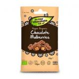 The Raw Chocolate co. Organic Raw Chocolate Mulberries Ø (125 g)