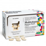 Pharma Nord Multivitamin (150 tabletter)