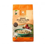 Urtekram - Muesli Fruit & Nuts (650g)