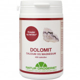 Natur Drogeriet Dolomit Magnesium/Calcium (400 tab)