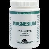 Natur Drogeriet Magnesium 200 mg (90 tab)