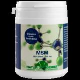 Natur Drogeriet MSM 500 mg (180 kapsler)