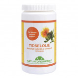 Natur Drogeriet Tidselolie 500 mg (100 kapsler)