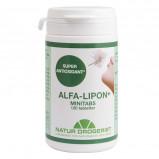 Natur Drogeriet Alfa Lipon - 24 mg (120 stk)