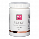 NDS K9 Multivitamin/mineral Hund og Kat (30 gr.)