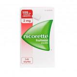 Nicorette Fruitmint Tyggegummi 2 mg (105 stk)