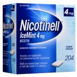 Nicotinell Icemint Tyggegummi 4MG (204 stk)
