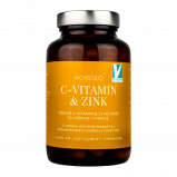 Nordbo C-Vitamin & Zink (50 kap)