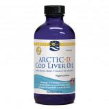 Nordic Naturals Torskelevertran D m. citrus Cod liver oil (237 ml)