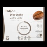 Nupo Diet Shake Caffe Latte (42x32 g)