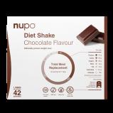 Nupo Diet Shake Chocolate (42x32 g)