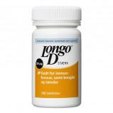 Longo D Stærk (180 tabletter)