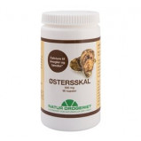 Natur Drogeriet Østersskal 500 mg (90 kapsler)
