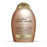 OGX Brazilian Keratin Smooth Shampoo (385 ml)