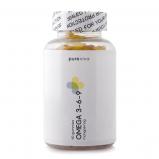 Pureviva Omega 3-6-9 (60 gummies)